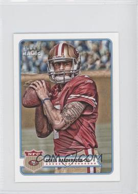 2012 Topps Magic Mini #232 - Colin Kaepernick