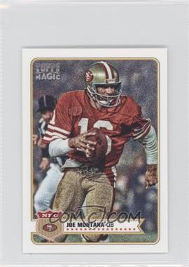 2012 Topps Magic Mini #72 - Joe Montana
