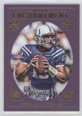2012 Topps Magic Rookie Enchantment #RE-AL - Andrew Luck