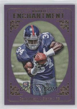 2012 Topps Magic Rookie Enchantment #RE-DW - David Wilson
