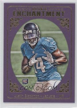 2012 Topps Magic Rookie Enchantment #RE-JB - Justin Blackmon