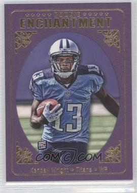 2012 Topps Magic Rookie Enchantment #RE-KW - Kendall Wright