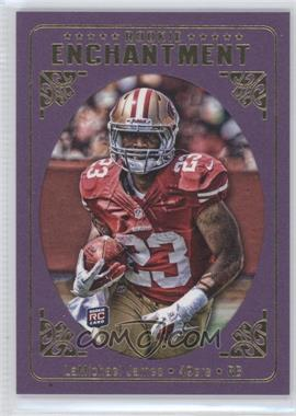 2012 Topps Magic Rookie Enchantment #RE-LJ - LaMichael James