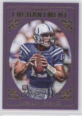 2012 Topps Magic Rookie Enhancement #RE-AL - Andrew Luck
