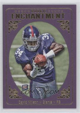 2012 Topps Magic Rookie Enhancement #RE-DW - David Wilson
