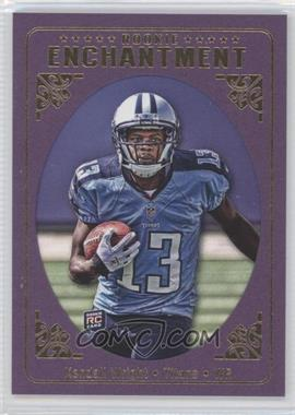 2012 Topps Magic Rookie Enhancement #RE-KW - Kendall Wright