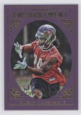 2012 Topps Magic Rookie Enhancement #RE-MB - Mark Barron