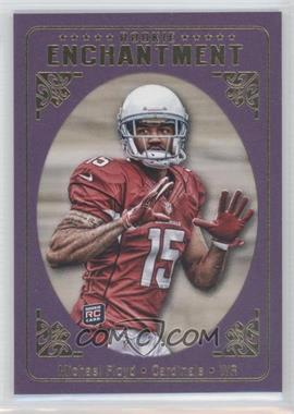 2012 Topps Magic Rookie Enhancement #RE-MF - Michael Floyd