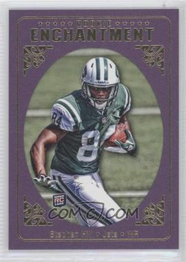 2012 Topps Magic Rookie Enhancement #RE-SH - Stephen Hill