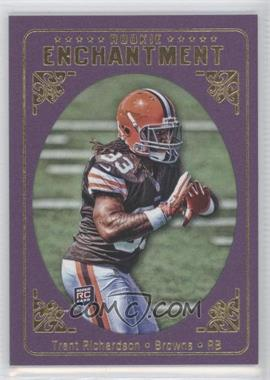 2012 Topps Magic Rookie Enhancement #RE-TR - Trent Richardson