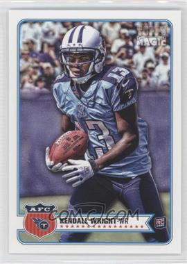 2012 Topps Magic #115 - Kendall Wright