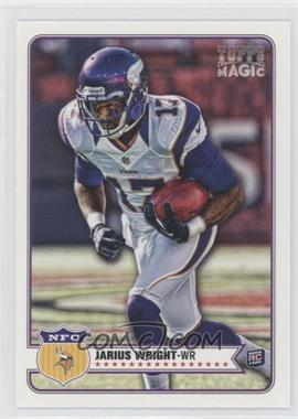 2012 Topps Magic #149 - Jarius Wright