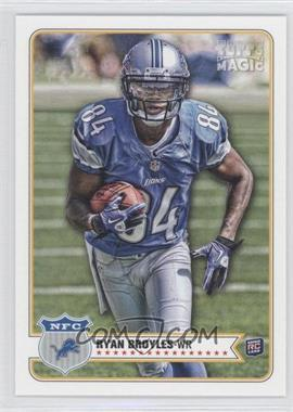 2012 Topps Magic #188 - Ryan Broyles