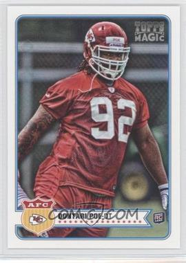 2012 Topps Magic #211 - Dontari Poe