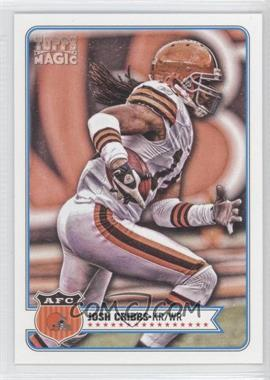2012 Topps Magic #273 - Josh Cribbs