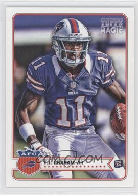 2012 Topps Magic #38 - T.J. Graham