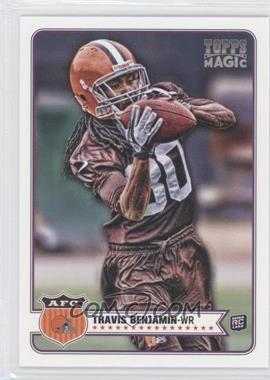 2012 Topps Magic #39 - Travis Benjamin