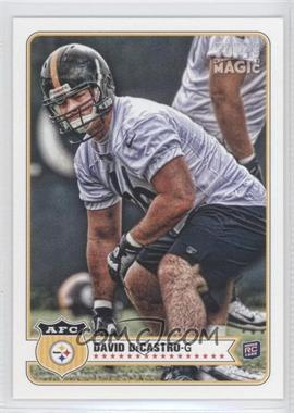 2012 Topps Magic #48 - David DeCastro