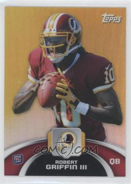 2012 Topps Mega Boxes Holiday Mega Box Refractors #TFHM-RG - Robert Griffin III