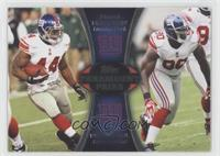 Ahmad Bradshaw, Jason Pierre-Paul