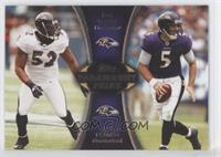 Ray Lewis, Joe Flacco