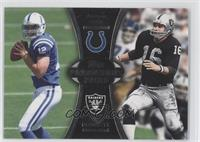 Andrew Luck, Jim Plunkett