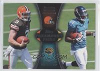 Brandon Weeden, Justin Blackmon
