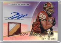Roy Helu /25