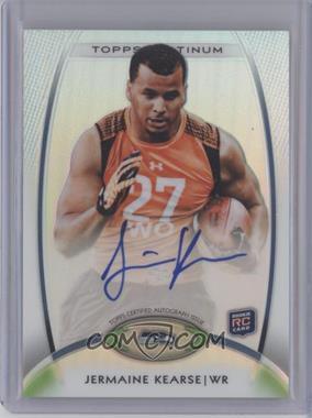2012 Topps Platinum - [Base] - Refractor Autograph [Autographed] #159 - Jermaine Kearse
