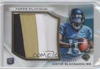 Justin Blackmon /71