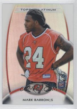 2012 Topps Platinum #143 - Mark Barron
