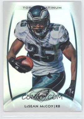 2012 Topps Platinum #83 - LeSean McCoy