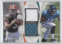 Brandon Weeden, Justin Blackmon /10