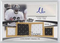 Chris Rainey /700