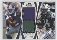 Rueben Randle, Stephen Hill /405