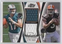 Brandon Weeden, Ryan Tannehill /405