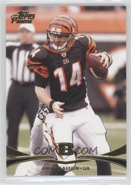 2012 Topps Prime Gold #126 - Andy Dalton /250