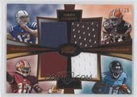 Andrew Luck, Trent Richardson /25