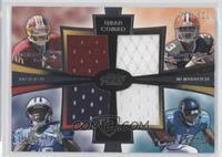 Kendall Wright, Brandon Weeden /610