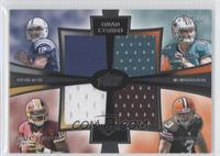 Andrew Luck, Ryan Tannehill, Robert Griffin III, Brandon Weeden /610