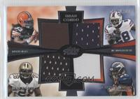 Trent Richardson, Mark Ingram, Knowshon Moreno /610