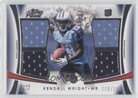 Kendall Wright /146
