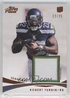 Robert Turbin /25