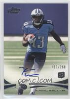 Kendall Wright /260