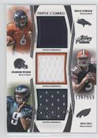 Brock Osweiler, Brandon Weeden /559