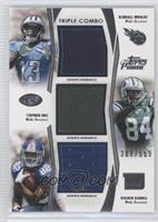 Kendall Wright, Stephen Hill, Rueben Randle /559