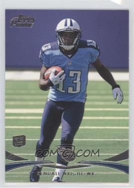 2012 Topps Prime #46 - Kendall Wright