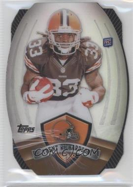 2012 Topps Prize Game Time Giveaway Die-Cut #44 - Trent Richardson