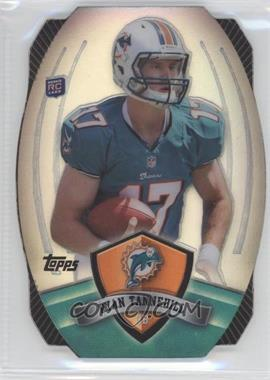 2012 Topps Prize Game Time Giveaway Die-Cut #48 - Ryan Tannehill