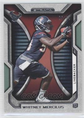 2012 Topps Strata Green #68 - Whitney Mercilus /10